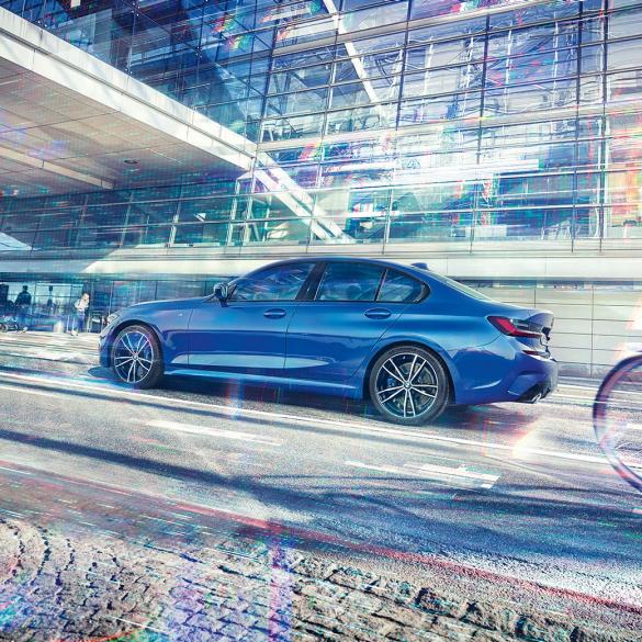 BMW 3 Reeks Berline: De Ultieme Sportberline