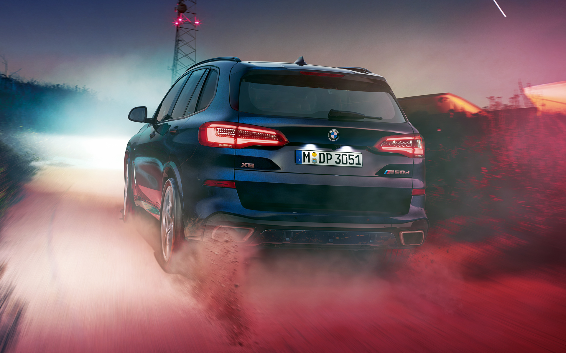 bmw x5 m50d m performance sportwagen. Black Bedroom Furniture Sets. Home Design Ideas