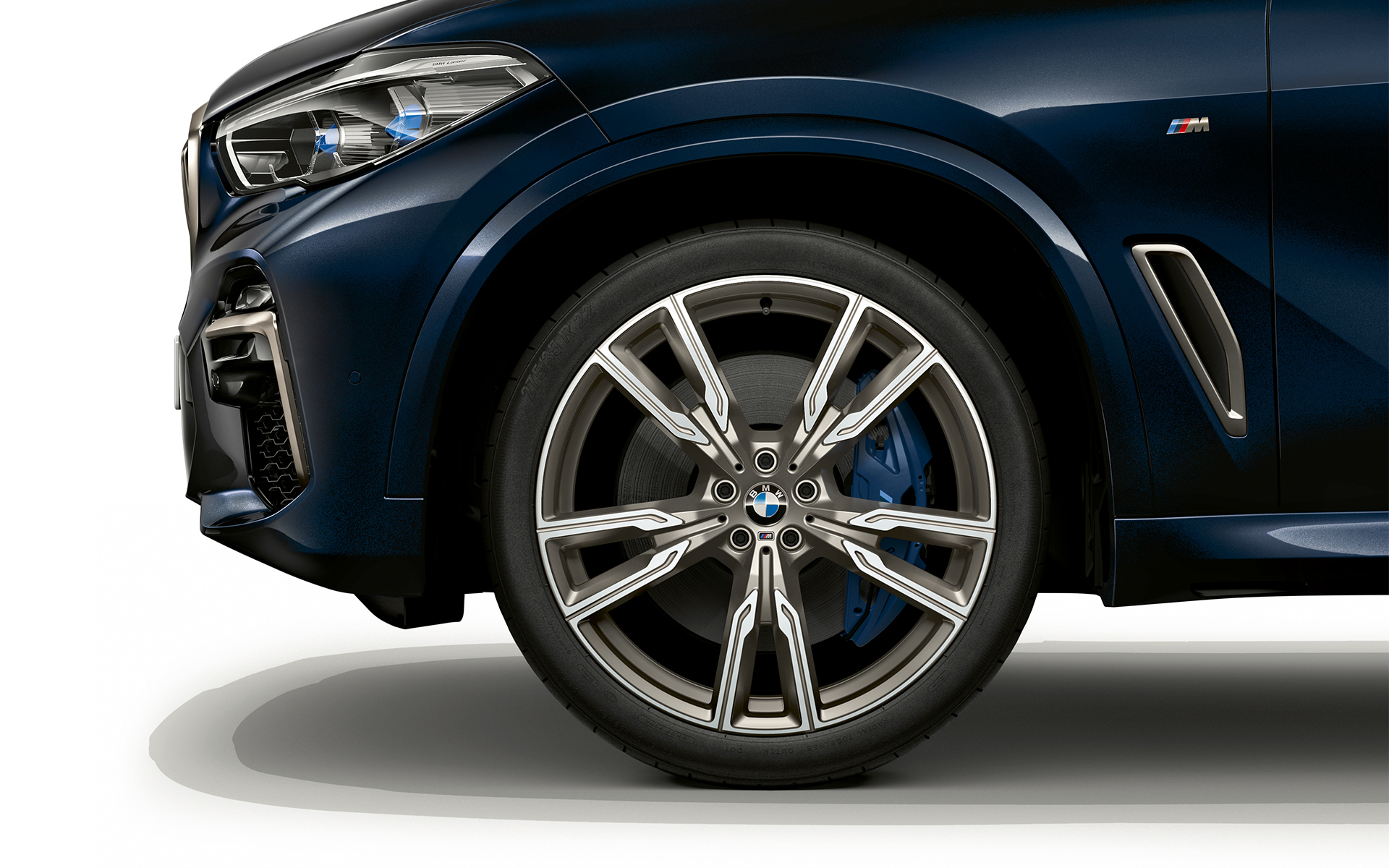 Bmw X5 M50d M Performance Sportwagen Bmw Be