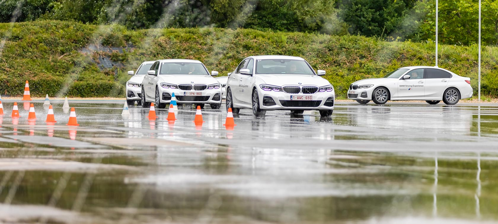 BMW Driving Experience - Inleiding